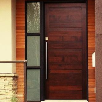 Двери входные на заказ