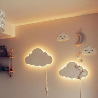 """Детский светильник """"Cloud"""""""
