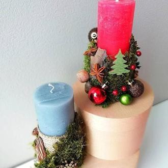Різдвяна свічка