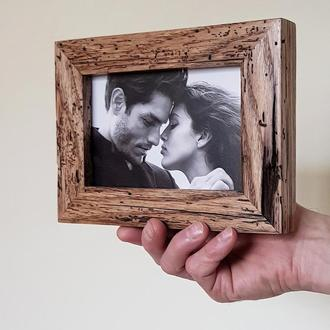 Рамка для фото из дерева (мини)