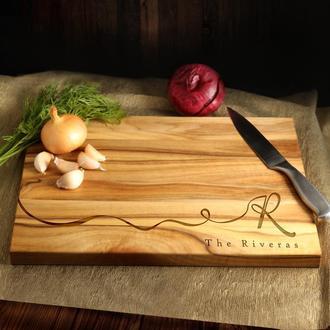 Разделочная досточка, деревянная досточка, доска для кухни