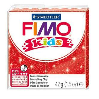 Глина полимерная FIMO kids 42г 8030-***_желтый (8030-1)