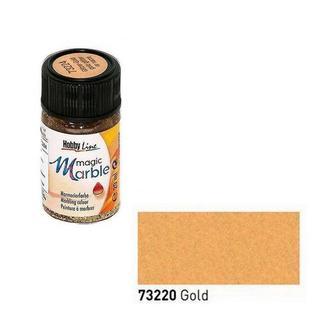 Краска для марморирования Kreul Magic Marble металик 20мл KR-732**_золото