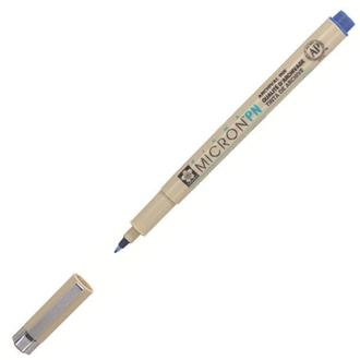 Ручка капиллярная PIGMA Micron PN (линия 0.4-0.5мм) Sakura XSDKPN***_синий