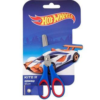 Ножницы Kite мод 123 13см Hot Wheels HW19-123