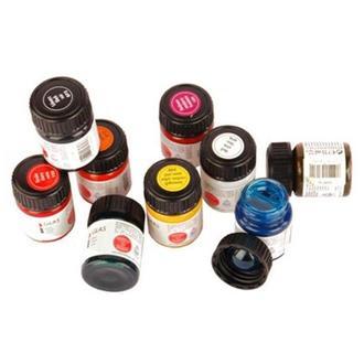 Краски витражные на водной основе MARABU Glas 15мл 91080***_оранжевый (013)