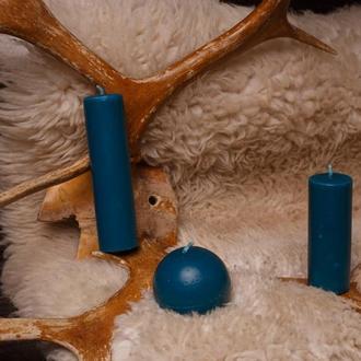 Свечи для игр с воском, EdgePlay, Изумрудный