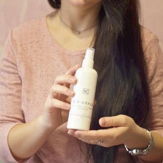 Біо-спрей для сухого і ламкого волосся