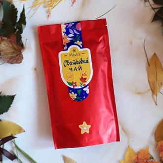 """Чай в подарочной упаковке """"Праздничный"""". Святковий чай"""