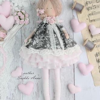 Ангел текстильный!!! Кукла в стиле Тильда.