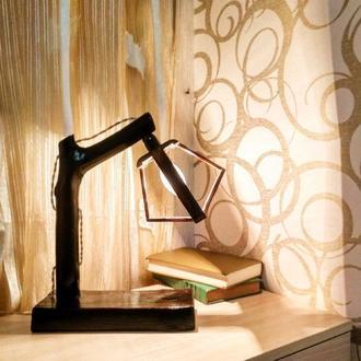 Настольная лампа в стиле лофт / Loft table lamp