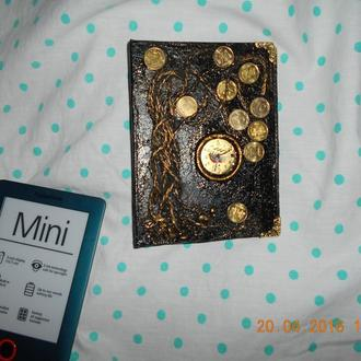 """обложка для электронной книги Mini  """"Командирские"""""""