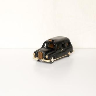 Машинка из дерева / Лондонское такси / Кэб