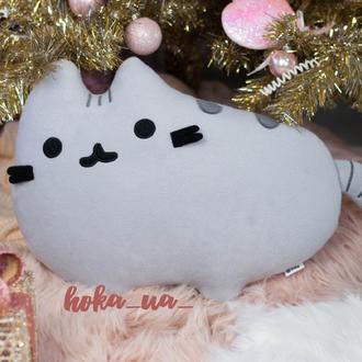 Мягкая игрушка - подушка кот Пушин, Pusheen ket.