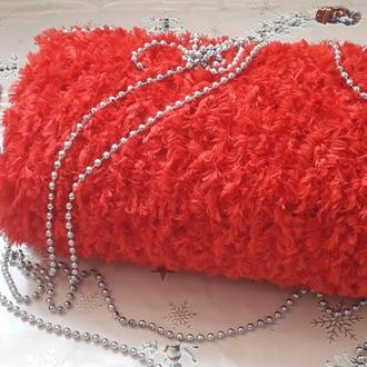 Плюшевое одеяло