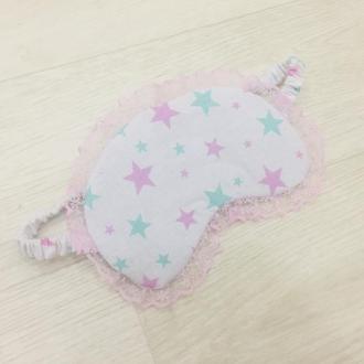 повязка на глаза для сна-хлопковая маска для сна-новогодние подарки-рождественские сувениры