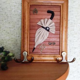 Настінна ключниця - Wall key holder