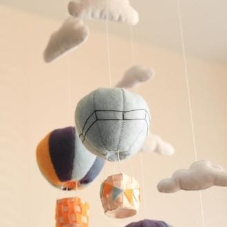 """Мобиль """"Воздушные шары"""""""