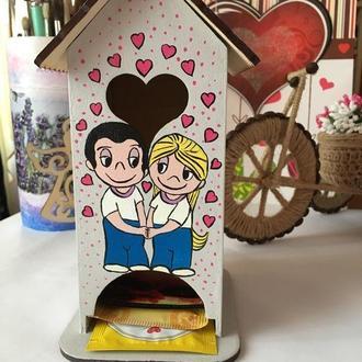 """Чайный домик """"Love is"""""""