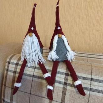 Интерьерная кукла (скандинавський гном- эльф)