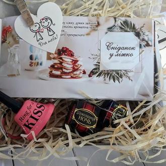 Подарок на день Святого Валентина Оригинальный подарок для любимой Коробочка для ювелирных украшений