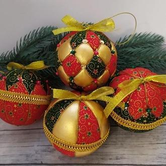 Набор елочных украшений «Рождественская сказка»