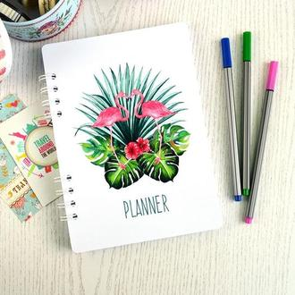 "Планер ""Фламинго"" (датированный, Рус)"
