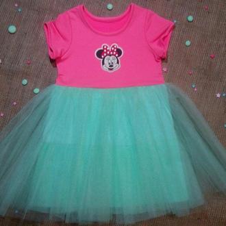 Очаровательное платье на девочку