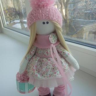 Інтер'єрна лялька Маршмелоу