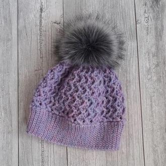 Шапка Lavender