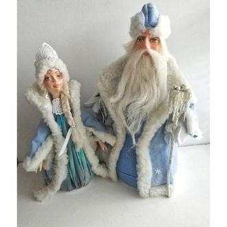 Дід Мороз і Сегурочка