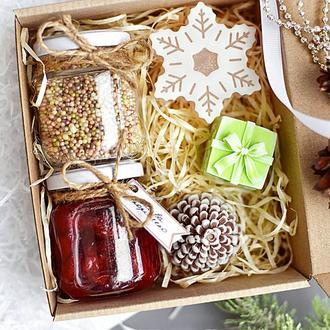 Подарочный набор  Сладкая зима