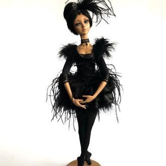 Интерьерная кукла. Балерина