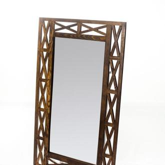 Зеркало малое Орех