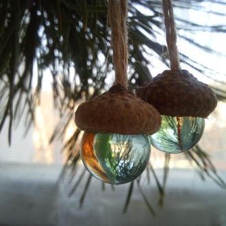 ЭКО - игрушки на елку