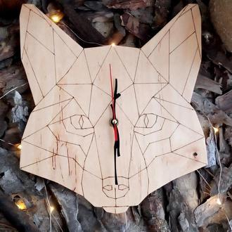Настенные лофт часы Fox