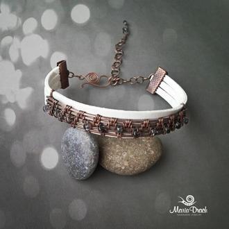 Браслет  «Стихия Воздух»  из коллекции «4 стихии»