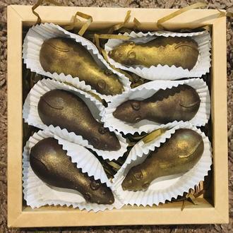 Шоколадные конфеты мышки
