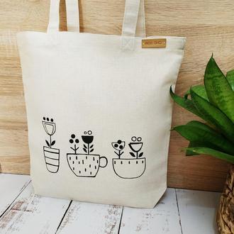 Еко-сумка, сумка для покупок, шопер
