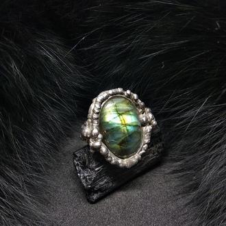 кольцо Тихий омут, лабрадор, фэнтези