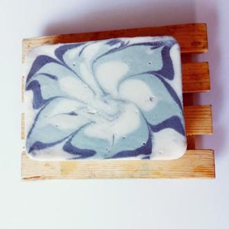 Соляное натуральное мыло