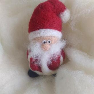 Валяный Дед Мороз