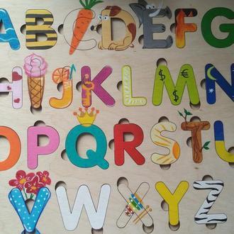 Англійський алфавіт