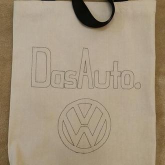 Шопер для мужчин Das Auto