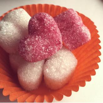 """Сахар сувенирный """"Сердечки"""""""