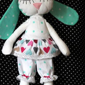 Текстильная кукла-сплюшка, комфортер