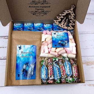 Подарочный новогодний набор № 66. Корпоративные подарки на Николая, Новый год, Рождество