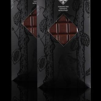 Чорний шоколад 99%