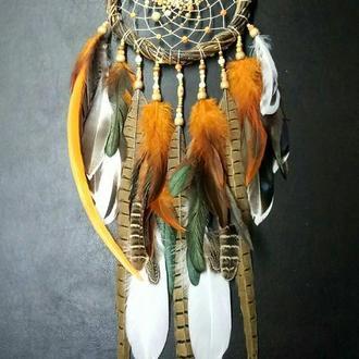 Ловец снов из ивы, натуральный!!