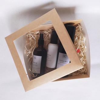 Подарунковий набір для проблемної чи жирної шкіри обличчя